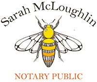 Sarah Mcloughlin Notary Public